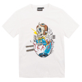TINY SIMON TEE (MSS180006WHT)