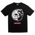 SPLIT ICON TEE (BLACK/MSS180009BLK)