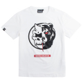 SPLIT ICON TEE (WHITE/MSS180009WHT)