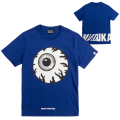 MONO KEEP WATCH TEE (BLUE/MSS180011BLU)