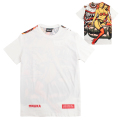 DEATH FROM ABOVE TEE (WHITE/MSS180018WHT)