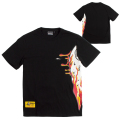 FIRE KEEP WATCH TEE (BLACK/MSS180022BLK)