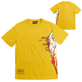 FIRE KEEP WATCH TEE (YELLOW/MSS180022YLW)