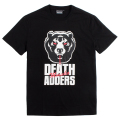 BASIC DEATH ADDERS TEE (BLACK/MSS180066BLK)