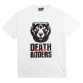 BASIC DEATH ADDERS TEE (WHITE/MSS180066WHT)