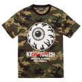 CAMO KEEP WATCH TEE (MSS180070)