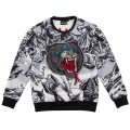 A WARMAKER DEATH ADDERS CREWNECK (MSS180414)