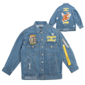 ENGINEERED DENIM JACKET (MSS180511W)