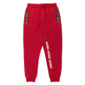 LOGO JOGGER PANTS (MSS180805RED)