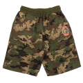 SPLIT ICON CAMO SHORTS (MSS180833)