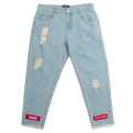 DEATH ADDERS DAMAGED DENIM (MSS180904)