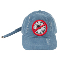 KEEP WATCH DENIM CAP (DENIM/MSS183212)
