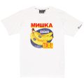 KEEP WATCH BRAND BANANA TEE (WHITE/MSS190081WHT)