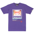 CART RIDER TEE (PURPLE/MSS190084PPL)