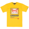 CART RIDER TEE (YELLOW/MSS190084YLW)