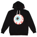 KEEP WATCH TOKEN HOODIE2 (BLACK/MSS190412BLK)