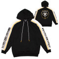 DEATH ADDER WARRIOR HOODIE (BLACK/MSS190471BLK)