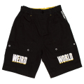 WEIRD WORLD WORK SHORT (BLACK/MSS190877)