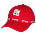KEEP WATCH RACING STRAPBACK CAP (RED/MSS193201RED)