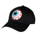 KEEP WATCH FANG STRAPBACK (BLACK/MSS193209BLK)