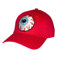 KEEP WATCH FANG STRAPBACK (RED/MSS193209RED)