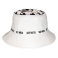 KEEP WATCH BUCKET HAT (WHITE/MSS193212WHT)
