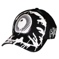 PAINT KEEP WATCH STRAPBACK CAP (BLACK/MSS193215BLK)