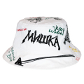 WALL ART BUCKET HAT (WHITE/MSS193218WHT)