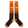 OVERLAP HIGH SOCKS (ORANGE/MSS193302ORG)