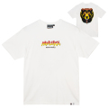 WEIRD WORLD TEE (WHITE/MSS200001)