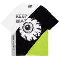 3-TONED K.W TEE (S.GREEN/MSS200005GRN)