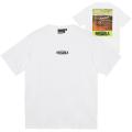CROP CIRCLE TEE (WHITE/MSS200006WHT)