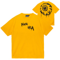 STITCH LINE K.W TEE (YELLOW/MSS200008YLW)