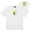 MELT DOWN K.W TEE (WHITE/MSS200037WHT)