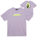 WALL ART MELT DOWN K.W TEE (PURPLE/MSS200038PPL)