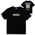 RETRO K.W NOISE TEE (BLACK/MSS200054BLK)