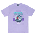 K.W CYBER SPACE TEE (PURPLE/MSS200076PPL)