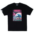 SPACE PLANET K.W TEE (BLACK/MSS200077BLK)