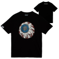 MARK DEAN VECA KEEP WATCH TEE (BLACK/MSS200085BLK)