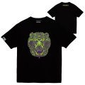 MARK DEAN VECA DEATH ADDERS TEE (BLACK/MSS200086BLK)