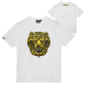 MARK DEAN VECA DEATH ADDERS TEE (WHITE/MSS200086WHT)