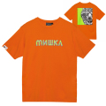 MARK DEAN VECA BOX DEATH ADDERS TEE (ORANGE/MSS200088ORG)