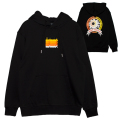 THERMOGRAPHY K.W HOODIE (BLACK/MSS200404BLK)