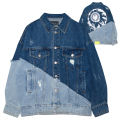OVERSPRAY K.W DENIM JACKET (MSS200511)
