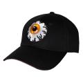 MONSTER K.W STRAPBACK CAP (BLACK/MSS203201BLK)