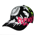 GRAFFITI K.W STRAPBACK CAP (BLACK/MSS203213)