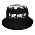 KEEP WATCH BUCKET HAT (BLACK/MSS203221BLK)