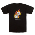 BORN TO LOSE TEE (BLACK/SM171102BLK)