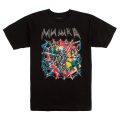 LAMOUR ENTANGLED TEE (BLACK/SM171105BLK)