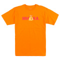CYRILLIC MONEY BAG TEE (ORANGE/SM171111ORG)